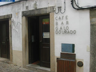 Rua de Santa Maria de Baixo de Castelo de Vide, Portugal (Street)