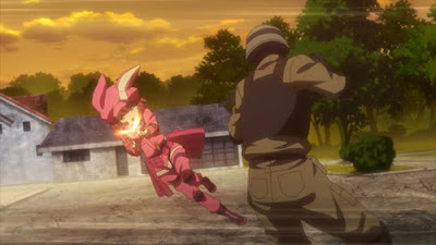 Sword Art Online Alternative: Gun Gale Online Episode 1 Subtitle Indonesia