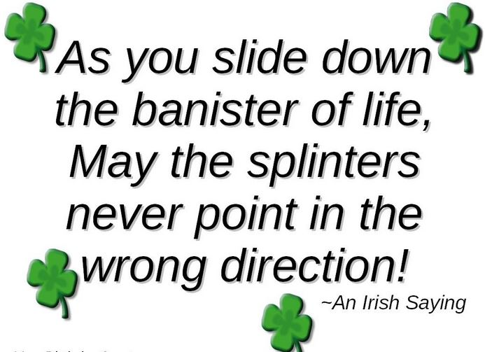 Happy St Patricku0027s Day Quotes From Politicians, Famous Irish Writers,  Scholars   Irish Blessings