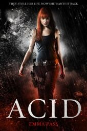 Dystopian novels: Acid