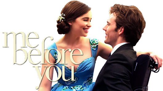 "Most lovely and must watch true love movie ""Me Before you"""