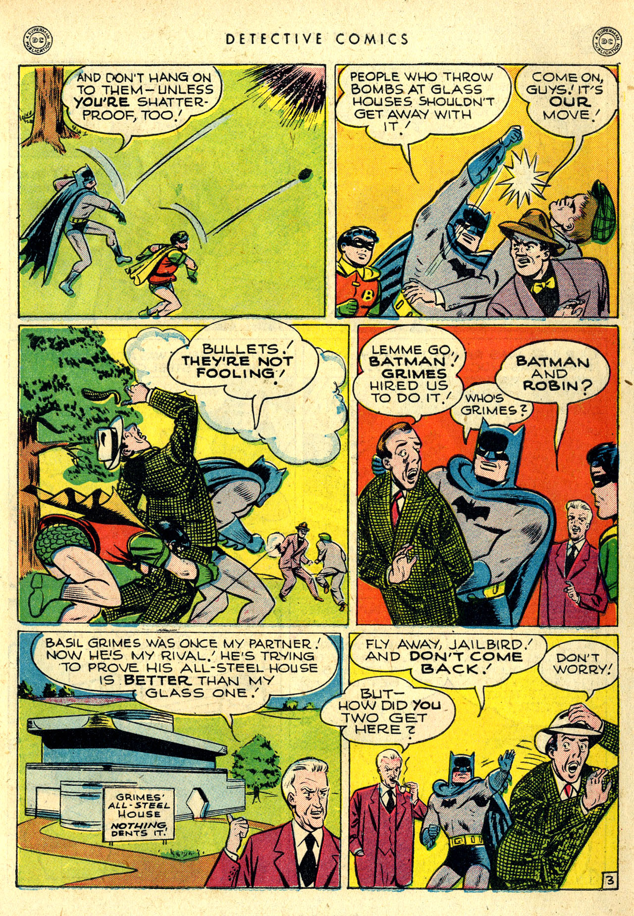 Read online Detective Comics (1937) comic -  Issue #115 - 5