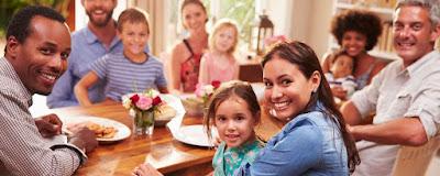 Família: Presença e não presente