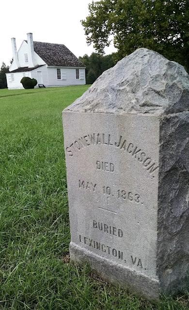 Define stonewall jackson