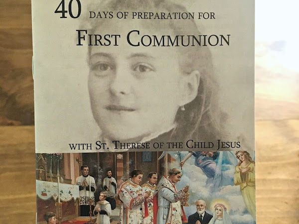 David's First Communion and the Story of a Little Providential Book