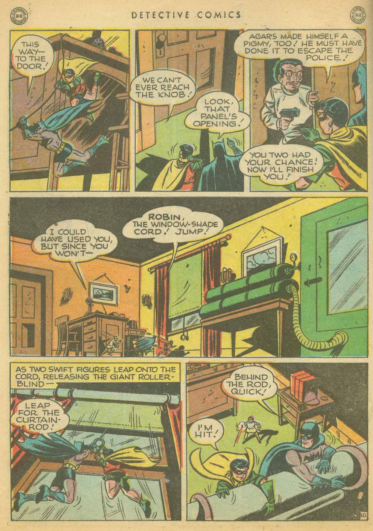 Detective Comics (1937) issue 127 - Page 12