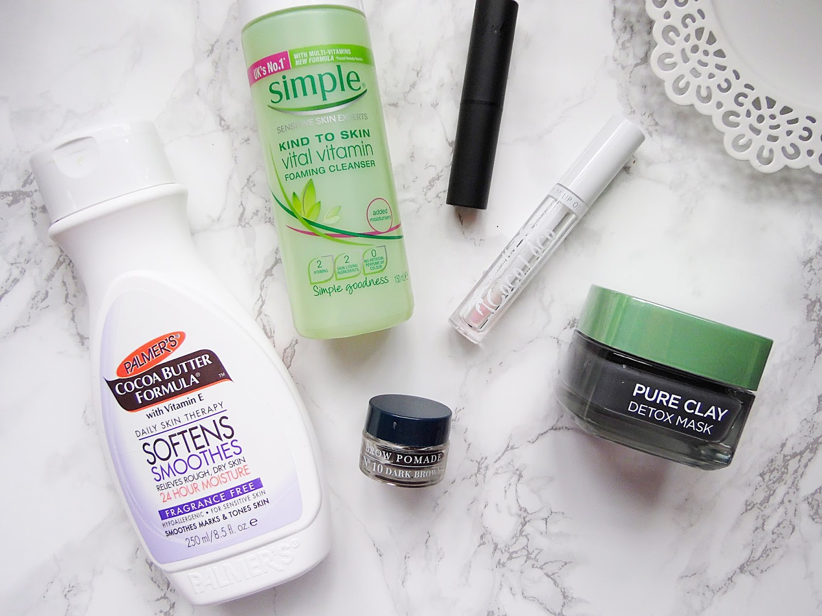 August 2016 Beauty Favourites