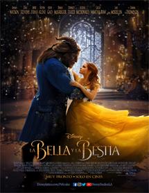 La bella y la bestia (2017) subtitulada