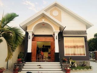 Thiết kế xây dựng mẫu biệt thự đẹp ở Tây Ninh