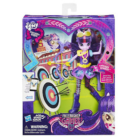 My Little Pony Equestria Girls Friendship Games Sporty Style Deluxe Twilight Sparkle Doll