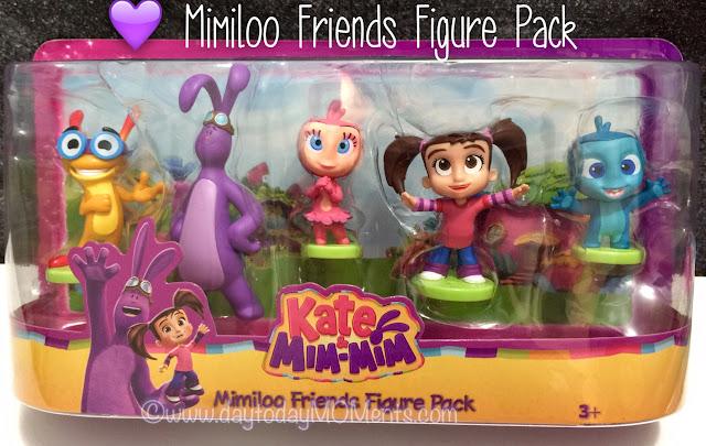Kate & Mim-Mim figure toys