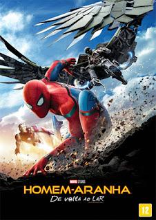 Homem-Aranha: De Volta ao Lar - BDRip Dual Áudio