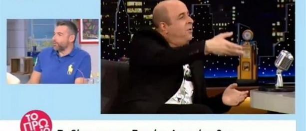 Λιάγκας: Ξέσπασε on air για τα σχόλια για το γιο του «Πόσο σκ@τόψυχος μπορεί να είσαι…!»