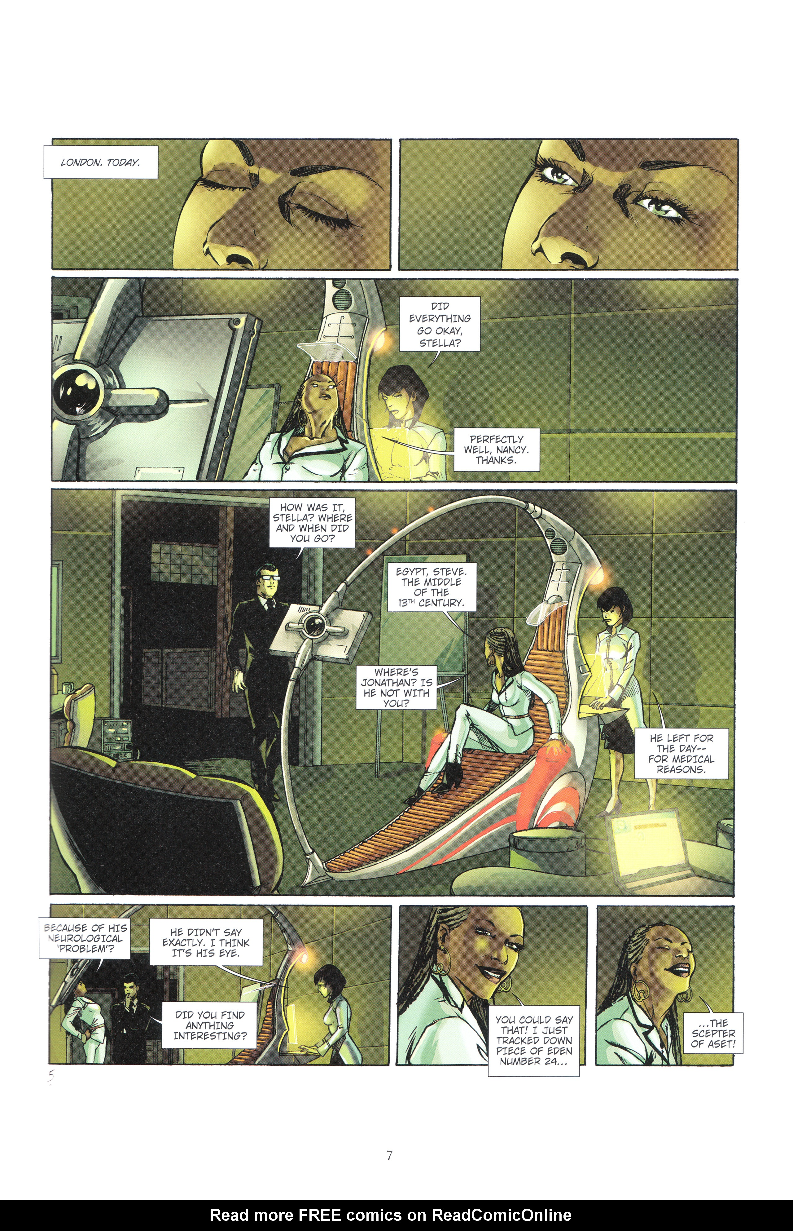 Read online Assassin's Creed (2012) comic -  Issue #4 - 7