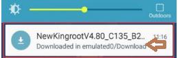 Install NewKingRoot Tool