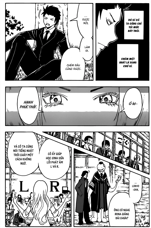 Ansatsu Kyoushitsu chap 27 trang 11