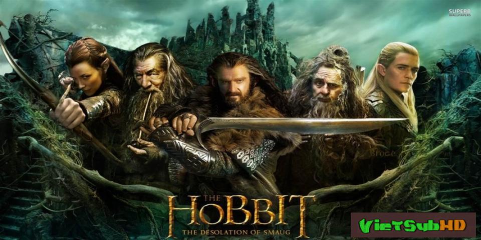 Phim Người Hobbit: Đại Chiến Với Rồng Lửa VietSub HD | The Hobbit 2: The Desolation Of Smaug 2013