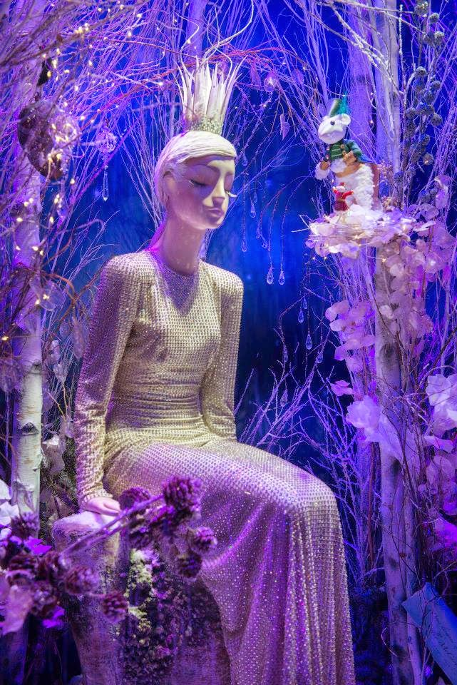 Harrods, escaparates de navidad, The Land of Make Believe, Stella McCartney