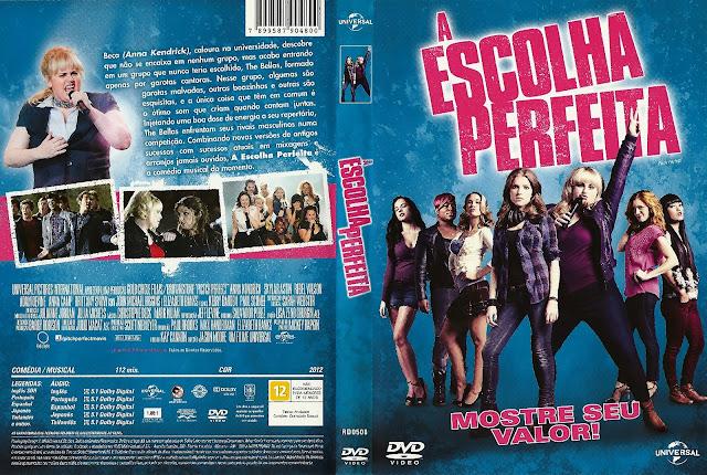 Capa DVD A Escolha Perfeita