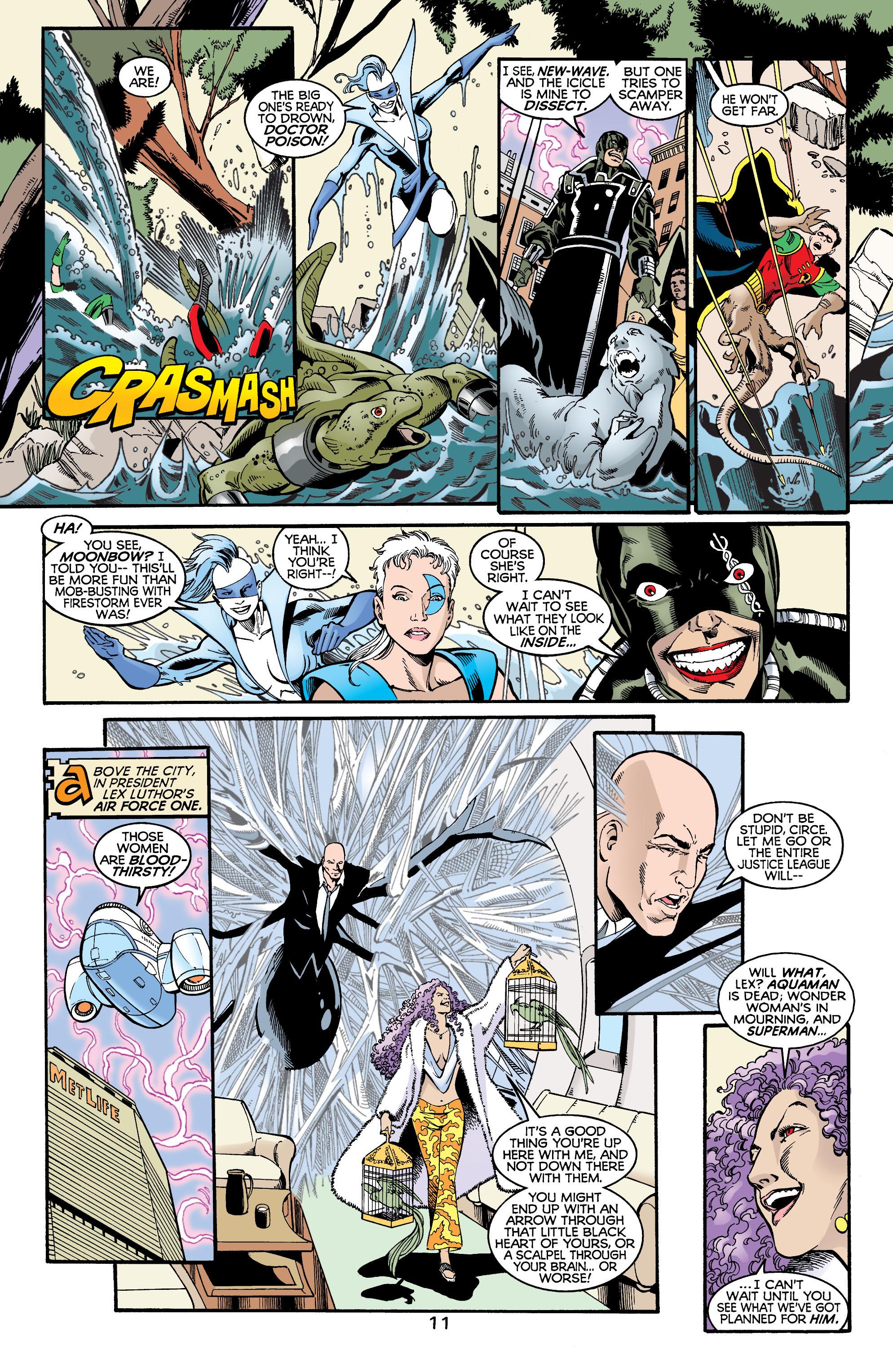 Read online Wonder Woman (1987) comic -  Issue #174 - 12