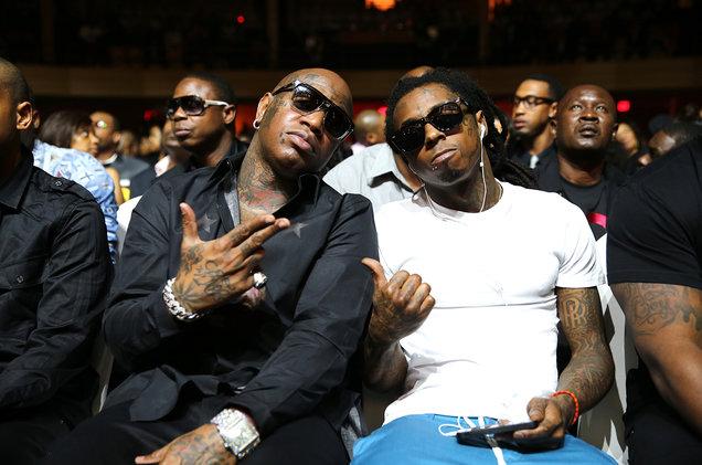 Birdman and Lil Wayne 2013 billboard 1548 Lil Wayne and birdman Lil Wayne and birdman