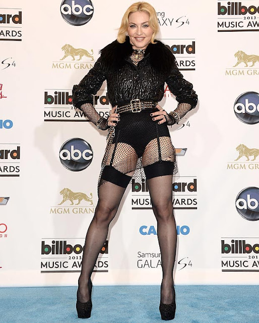 Who Wore What The Billboard Music Awards 2013 Red