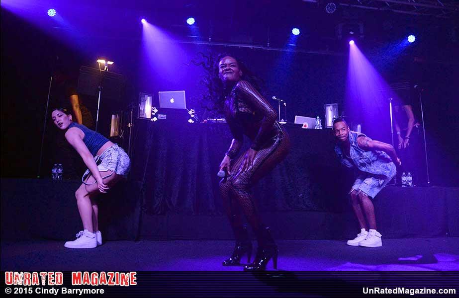 Azealia Banks Ignites Underground Chicago - Chicago Music is UnRated