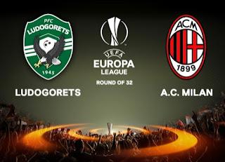 Ludogorets - Milan Canli Maç İzle 15 Şubat 2018
