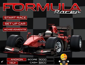 Formula One Game F1 Car Racing Games Free Online