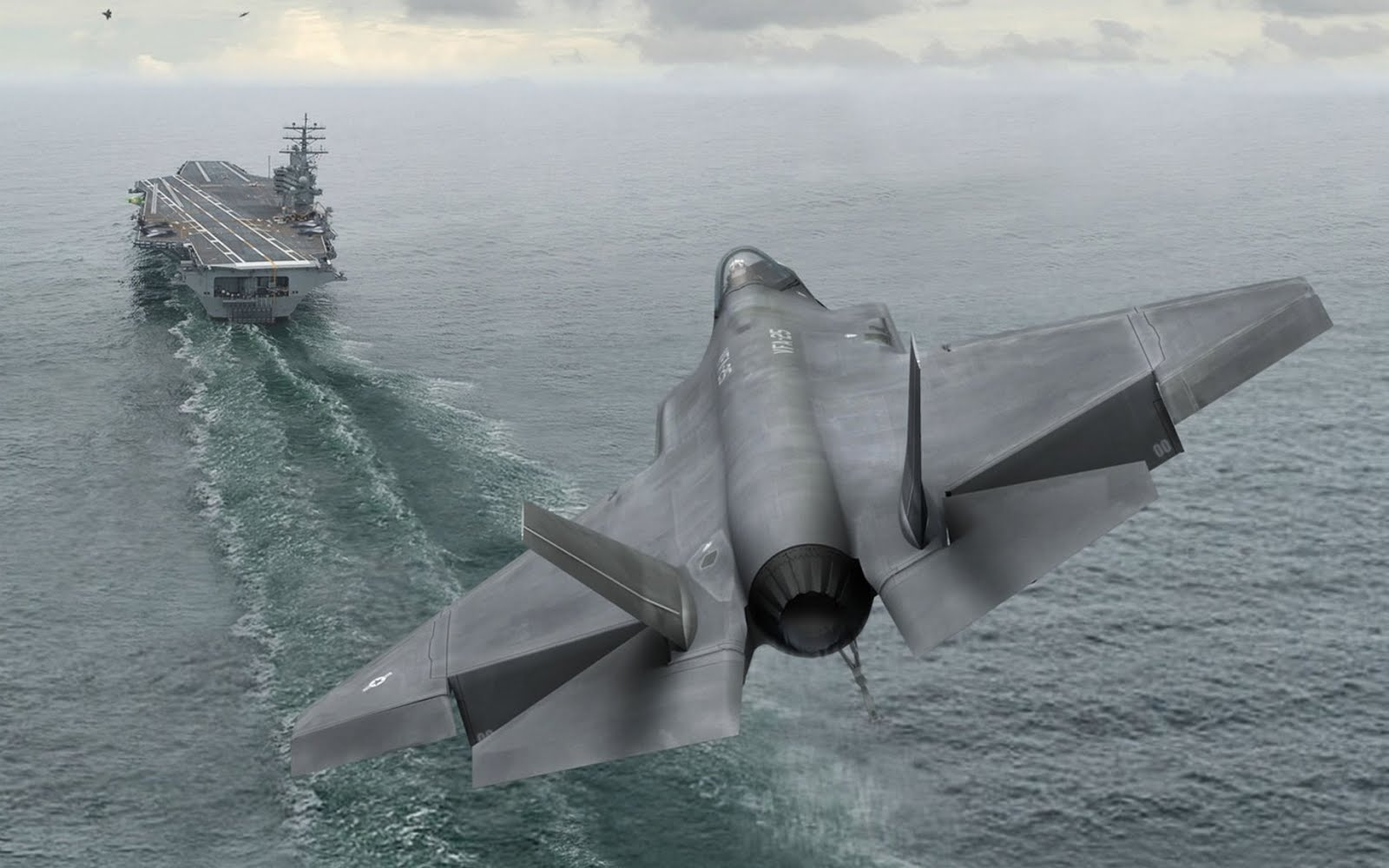 Cool Jet Airline...F 35 Fighter Jet Wallpaper