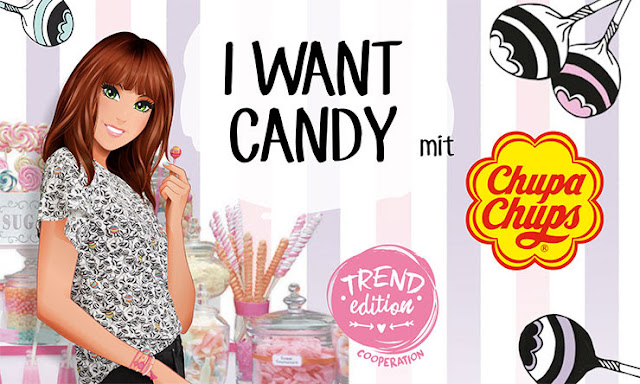 essence I WANT CANDY