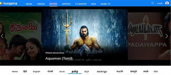Hungama: 12 Best Sites to Watch Tamil Movies Online in HD for free: eAskme