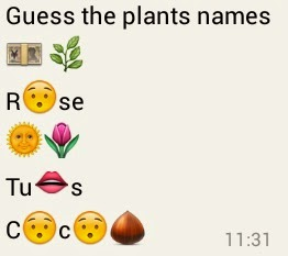 Guess the Plants Names