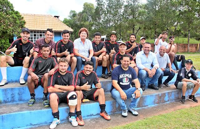 Atividades esportivas movimentaram o final de semana em Colombo