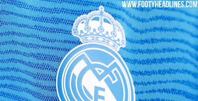 394be648e Real Madrid 15-16 Champions League Training Shirt Leaked