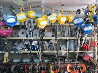 solution  lifting equipments