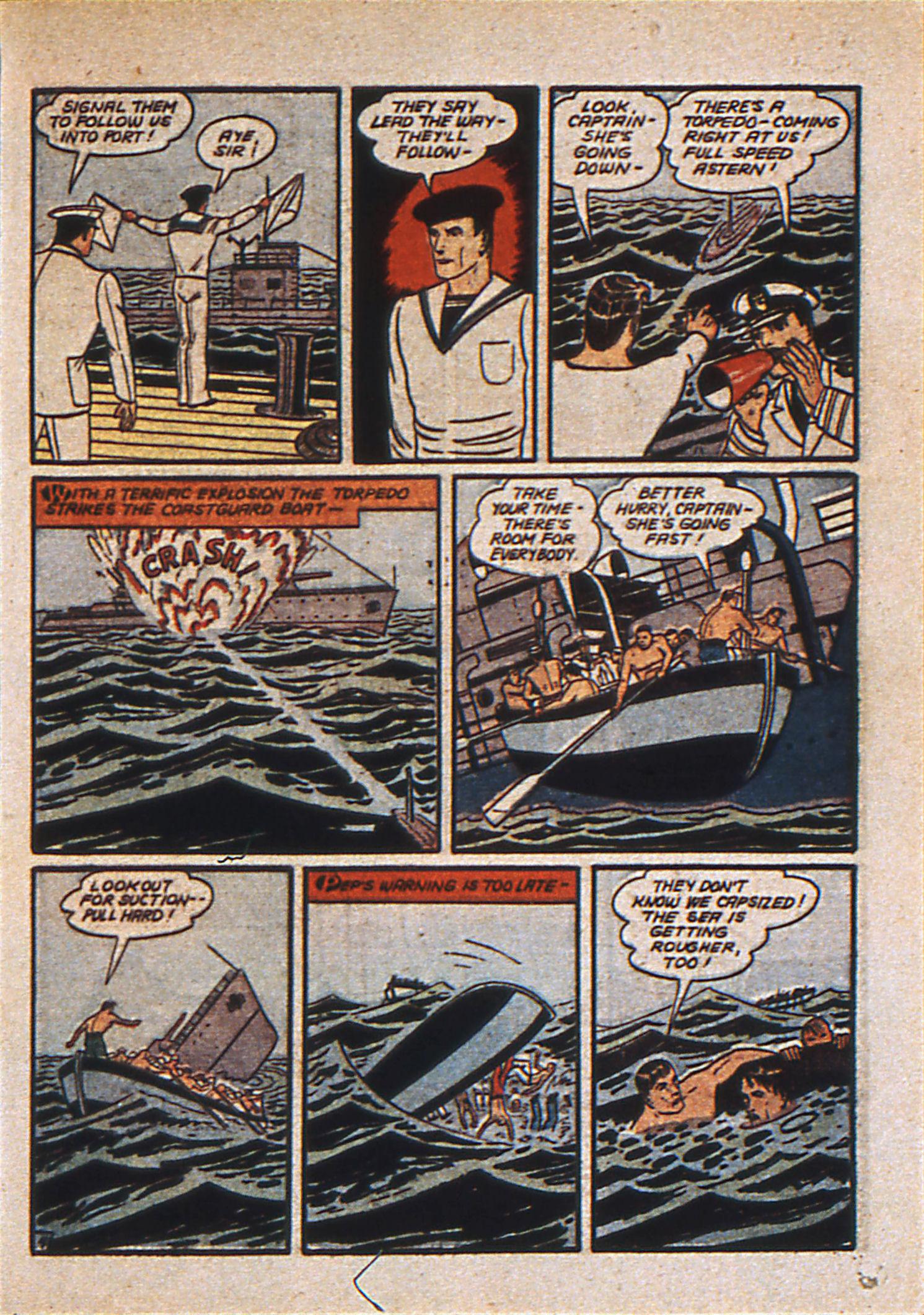 Action Comics (1938) 25 Page 21