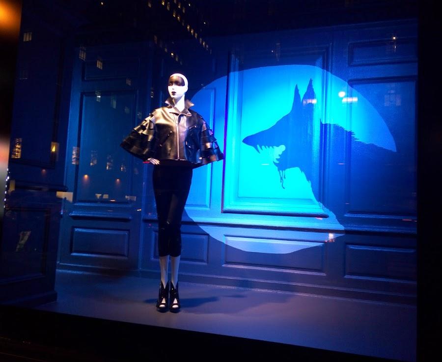 Halloween en Nueva York - Saks Fifth Avenue (foto: Otro día Perfecto)