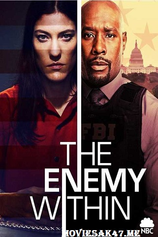 The Enemy Within Season 1 Complete Download 480p