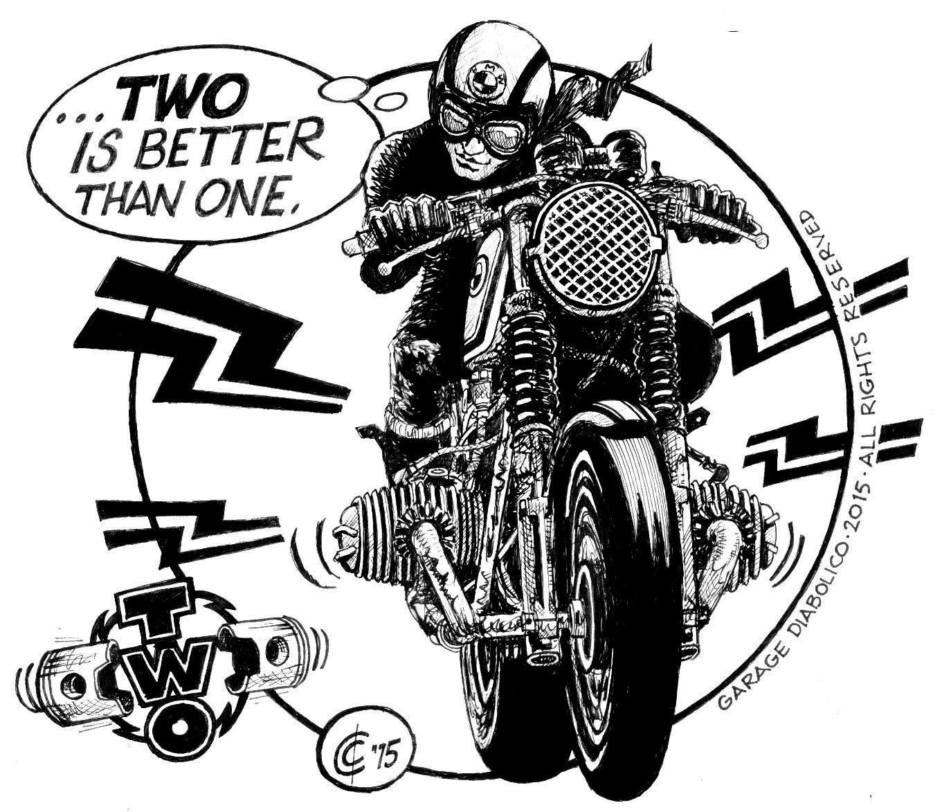 Racing Cafe Garage Diabolico 41
