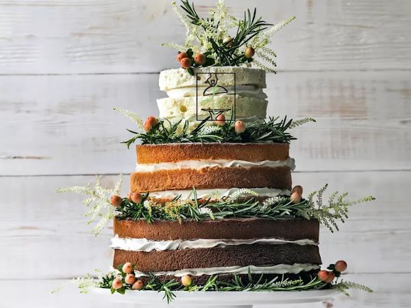 10 Makanan Ringan di Meja Dessert Untuk Jamuan Catering Pernikahan.
