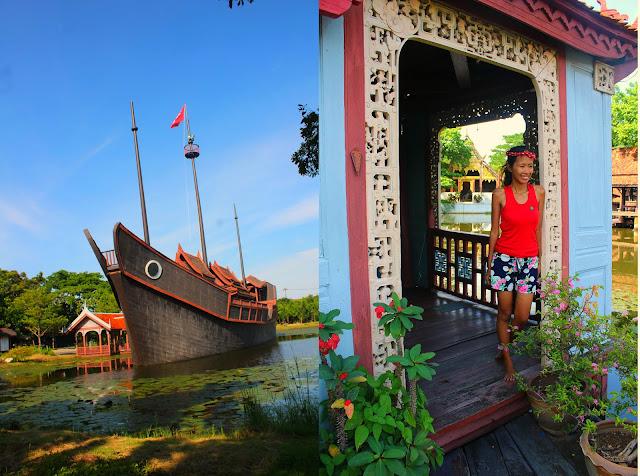 ancient siam museum thailand