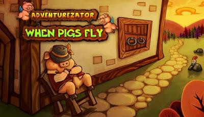 Adventurezator: When Pigs Fly (PC) 2015
