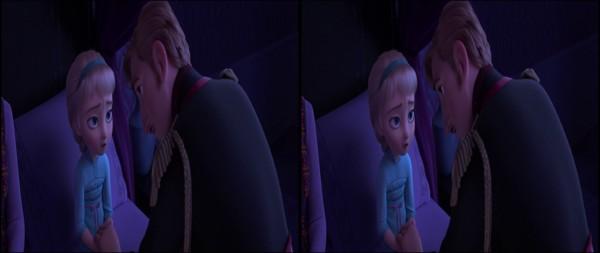 Frozen 2 (2019) 3D SBS Latino Dual