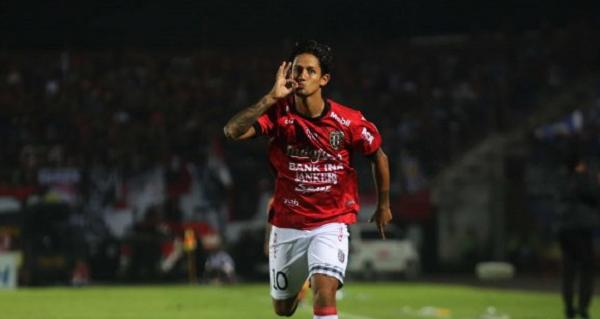 Meski Sulit, Irfan Bachdim Yakin Bali United Lolos Play-off LCA