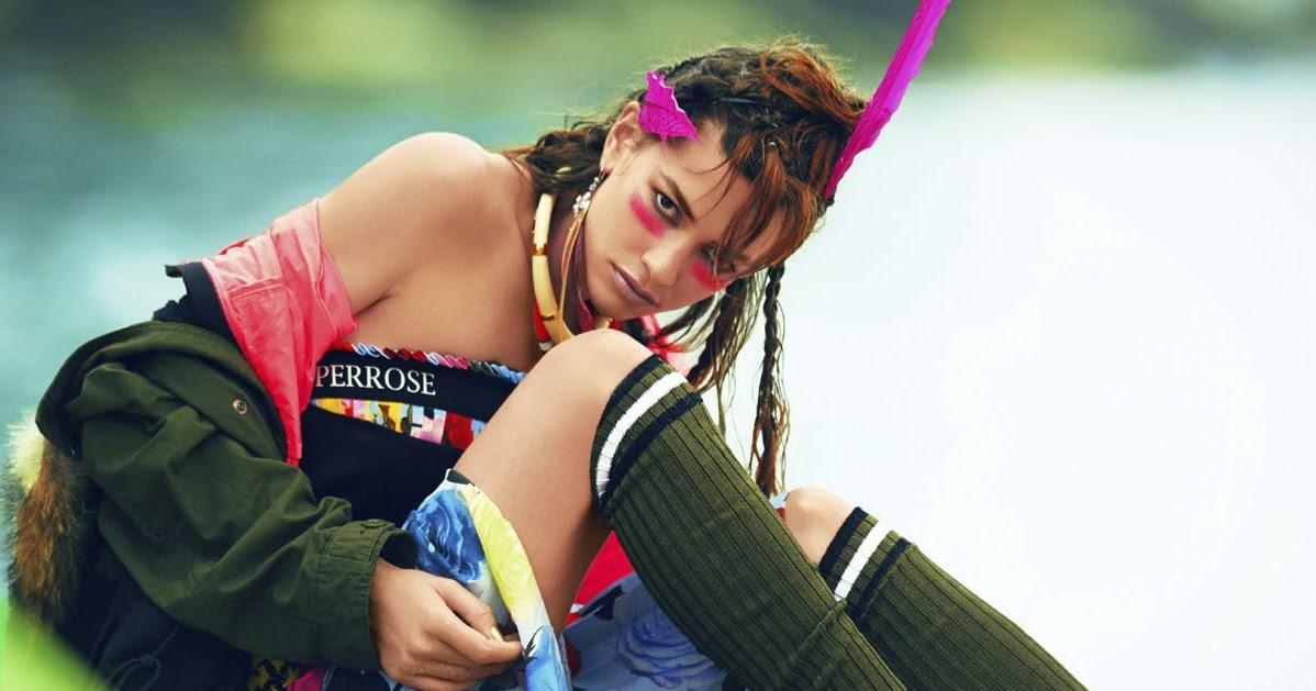 Rainbow Warrior Louise De Chevigny By David Mandelberg