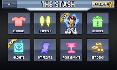 Jetpack Joyride Apk Mod Latest Version
