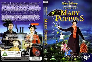 carátula de la película Mary Poppins (1964)