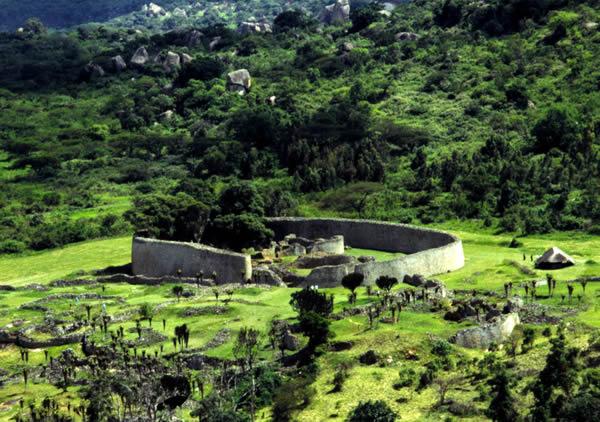 Great Zimbabwe ruin