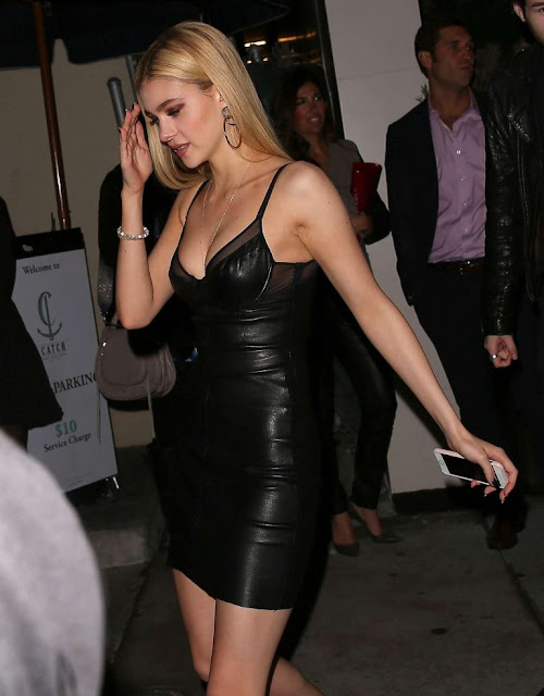 Nicola Peltz – Night Out at Catch LA